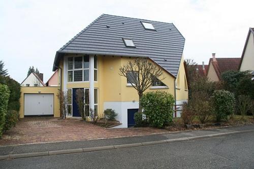 Dachsteine Tegalit und Fassade neu beschichtet