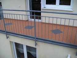 Balkonsanierung erfolgreich
