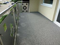 Balkonsanierung, Balkonabdichtung, Balkonbelag alles 100% frostsicher