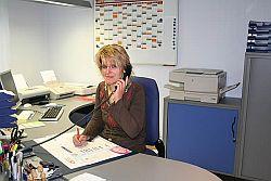 Frau Fautz, Ihr direkter Ansprechpartner